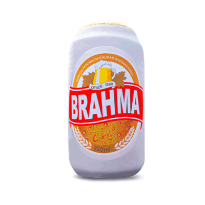 lata blanca brahma