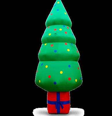 árbol regalo
